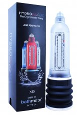 HYDROMAX X40 CRYSTAL CLEAR(NET)