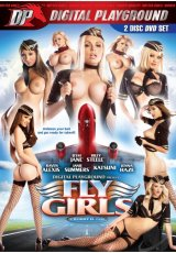 (WD) FLY GIRLS -DVD