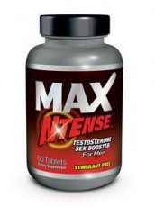 MAX TESTOSTERONE 60 CT CLAMSHELL