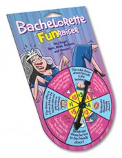 BACHELORETTE FUN RAISER SPINNER