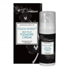 CRAZY GIRL TOUCH MYSELF PLEASURE CREME