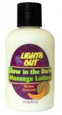 LIGHTS OUT MASSAGE LOTION MELON 6OZ