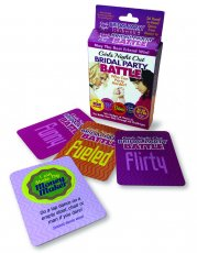BRIDE PARTY BATTLE CARD GAME