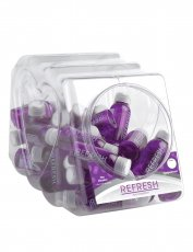 REFRESH TOY CLEANER 1OZ 48PC BOWL