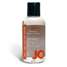 JO 2 OZ PREMIUM WARMING LUBRICANT FOR WOMEN