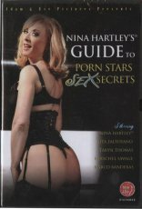(WD) NINA HARTLEYS GUIDE TO PO STARS SEX SECRETS -DVD