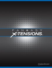 PIPEDREAMM FANTASY X-TENSIONS CATALOG