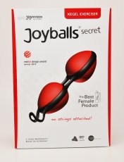 (WD) JOYBALLS SECRET RED/BLACK