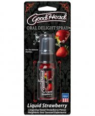 GOODHEAD LIQUID STRAWBERRY SPRAY 1 OZ-CD