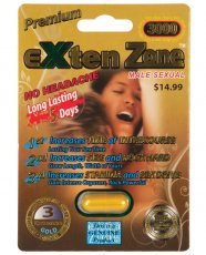 EXTEN ZONE PREMIUM GOLD 3000 1PC (NET)