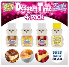 NATURE LOVIN DESSERT TIME 4 PACK