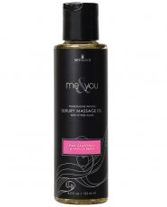 ME & YOU MASSAGE OIL GRAPEFRUI VANIILLA 4.2 OZ