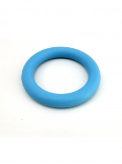 (WD) FRESH COCK RING NITRILE S SKY BLUE 1.5IN