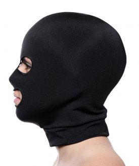 MASTER SERIES HOOD W/EYE & MOUTH HOLES