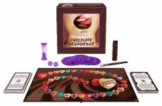 (WD) CHOCOLATE DECADENCE GAME