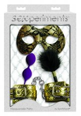 SEXPERIMENTS MASSQUERADE PARTY KIT