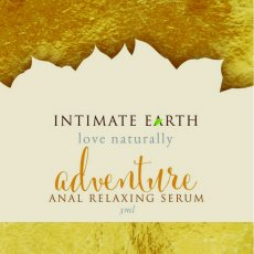 INTIMATE EARTH ADVENTURE ANAL GEL FOR WOMEN FOIL PACK (EACHES)