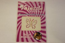 VAJAZZLE SINGLE BUTTERFLY (NET)