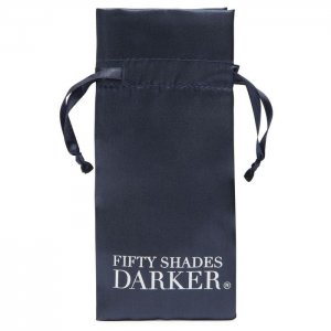 FIFTY SHADES DARKER AT MY MERCY BEADED CHAIN NIPPLE CLAMPS (NET)(out end Aug)