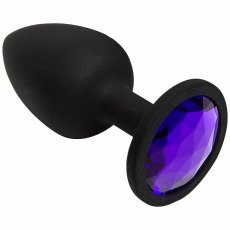 BOOTY BLING SPADE SMALL PURPLE