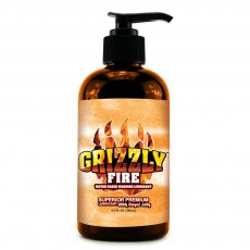 GRIZZLY FIRE SUPERIOR PREMIUM WARMING LUBE 9.5 OZ
