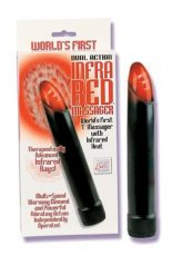 DUAL ACTION INFRA-RED MASSAGER