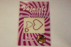 VAJAZZLE MULTI SIZED COLORED HEARTS (NET)