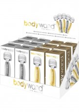 BODYWAND SILVER/GOLD 12PC DISPLAY (NET)