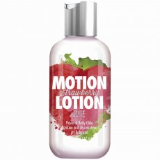 MOTION LOTION ELITE STRAWBERRY 6 OZ