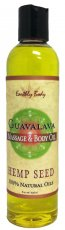 MASSAGE OIL GUAVALAVA 8 OZ