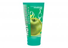 HOT STUFF WARMING OIL GREEN APPLE 6 OZ