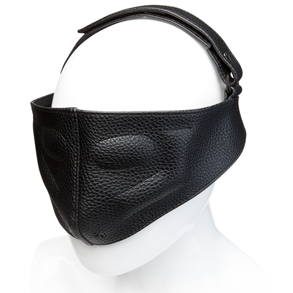 KINK LEATHER BLINDING MASK