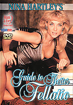 NINA'S GUIDE TO BETTER FELLATIO -DVD