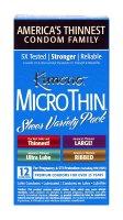 KIMONO MICROTHIN VARIETY 12 PACK
