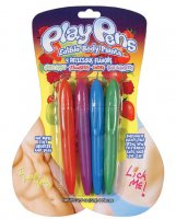 PLAY PEN EDIBLE BODY PAINT 4 PACK(out mid June)