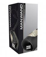 Man Wand Pump One Masturbator- Black