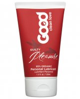 NO ETA =Good Clean Love Guilty Pleasure Personal Lubricant - 1.5 oz Cinnamon Vanilla