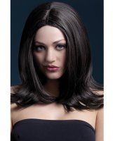 Smiffy The Fever Wig Collection Sophia - Brown