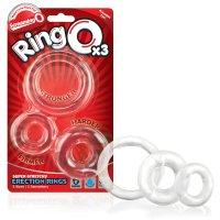 SCREAMING O RINGO X3 CLEAR