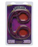 Japanese Style Bondage Wrist or Ankle Cotton Rope - Purple