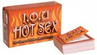 (D) I.O.U HOT SEX COUPON GAME