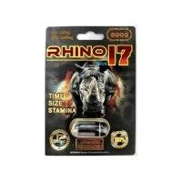 Rhino 17 5000 Plus 1ct Open Stock
