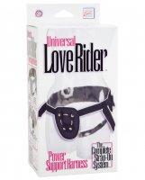 Love Rider Universal Power Support Harness - Black
