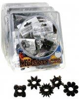 Mega Stretch Pleasure Ring - Black Display of 72