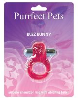 PURRFECT PET BUNNY PURPLE
