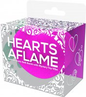 HEARTS AFLAME EROTIC BATH BOMB (out July)