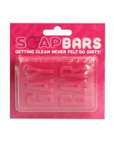 Shots Soap Bar Gay Bar - Pink