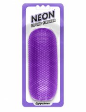 NEON EZ GRIP STROKER PURPLE