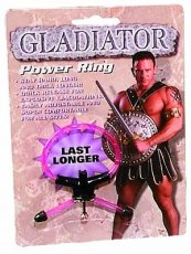 GLADIATOR POWER RING PURPLE