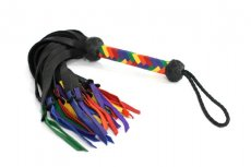 PRIDE FLOGGER BUFFALO FALLS SUEDE TAILS (NET)